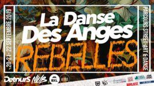 Detours Festival - La Danse des Anges Rebelles